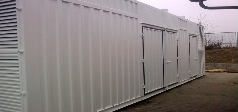 Container Margex